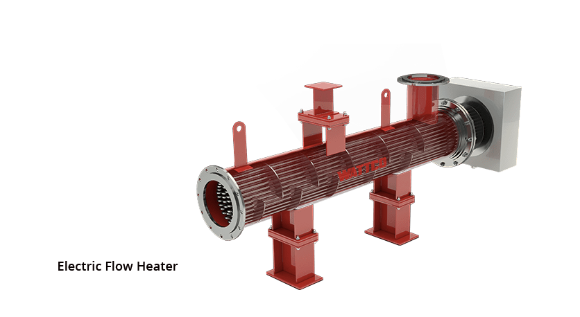 Inline Heating Element : Industrial heaters wattco