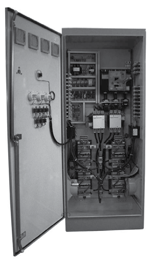 immersion heater digital control panel